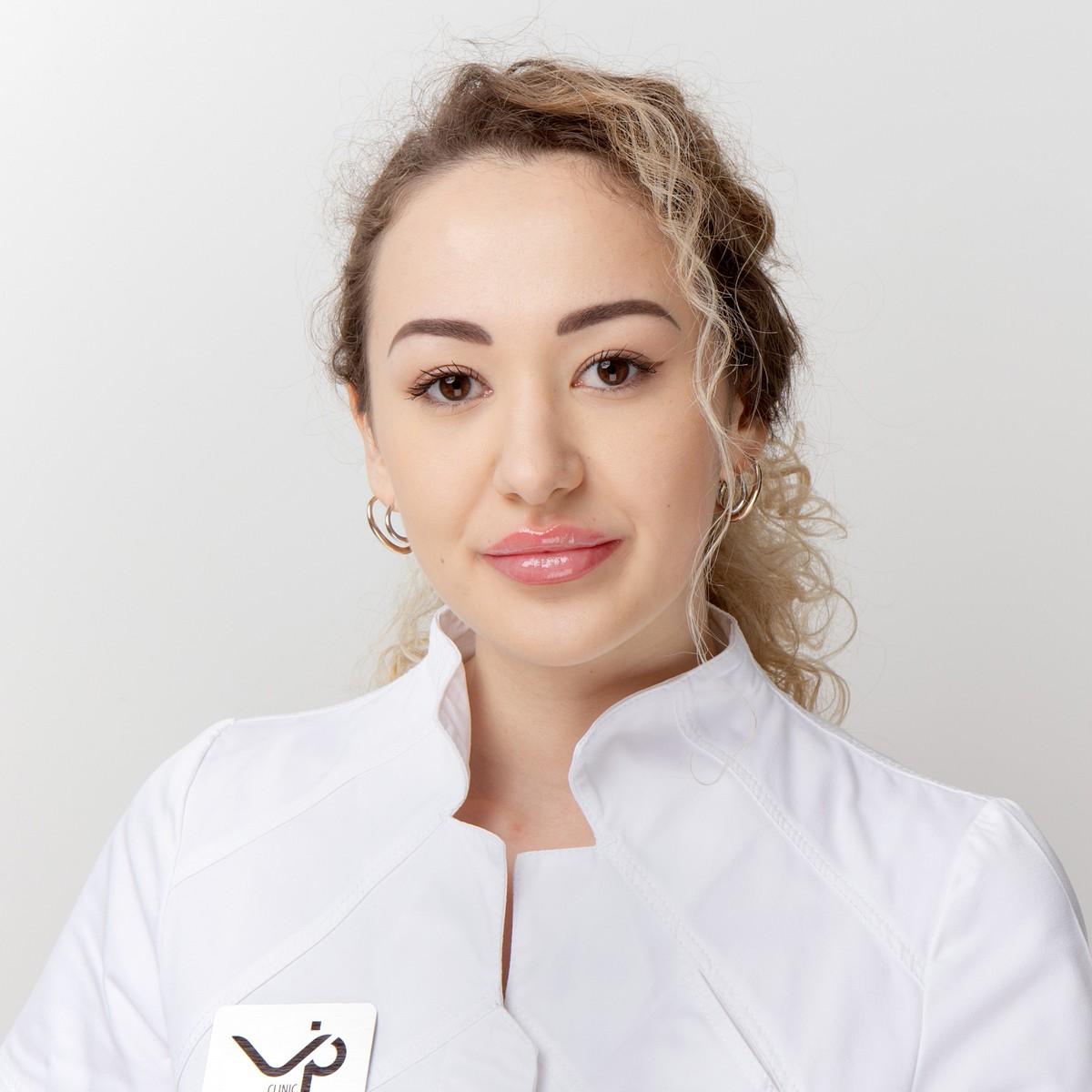 Попова Анастасия Дмитриевна